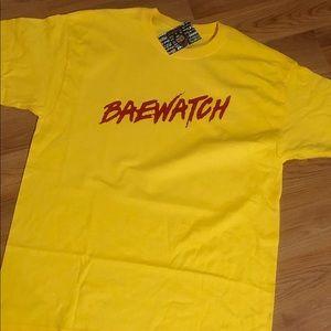 BaeWatch Yellow/Red shirt